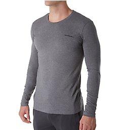 Diesel Justin Long Sleeve Crew Neck Shirt CP7CCALD