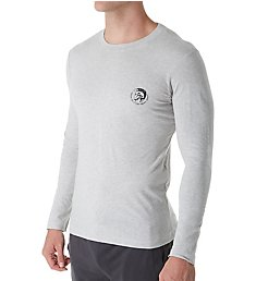 Diesel Justin Long Sleeve Crew Neck Shirt CP7CTARI