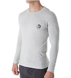 Diesel Justin Long Sleeve Crew Neck Shirt CP7CTARI