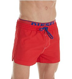 Diesel Seaside-S 2.0 Signature Swim Trunk S96GJAQP