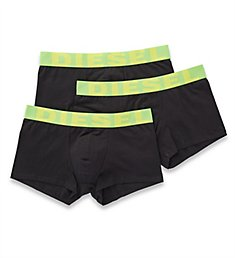 Diesel Explicit Shawn Cotton Stretch Trunks - 3 Pack SAB2GAPG