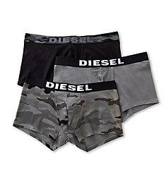 Diesel Shawn Camo Cotton Stretch Trunks - 3 Pack SAB2WAPQ