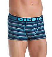 Diesel Hero All Over Stripe Cotton Stretch Trunk SJ54DAMV