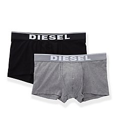 Diesel Damien Cotton Stretch Boxer - 2 Pack SMKXJKKB