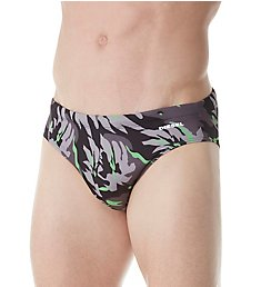 Diesel Jack Floral Low Rise Swim Brief SMNQIARI