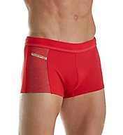 Diesel Hero Solid Square Leg Lycra Swim Trunk SMNRKANR