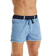 Diesel Waykeeki Denim Swim Short SV9WJANW