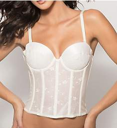 Dominique Alana Low Back Convertible Strapless Longline Bra 7777