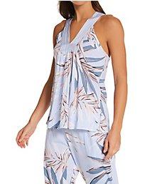 Donna Karan Sleepwear Supima Cotton Jersey PJ Set D3123333