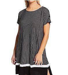 Donna Karan Sleepwear Short Sleepshirt D3323344