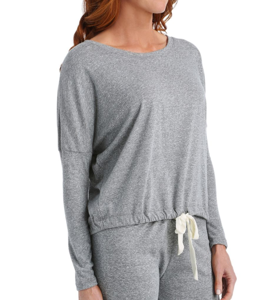 Eberjey Heather Slouchy Tee T1110L