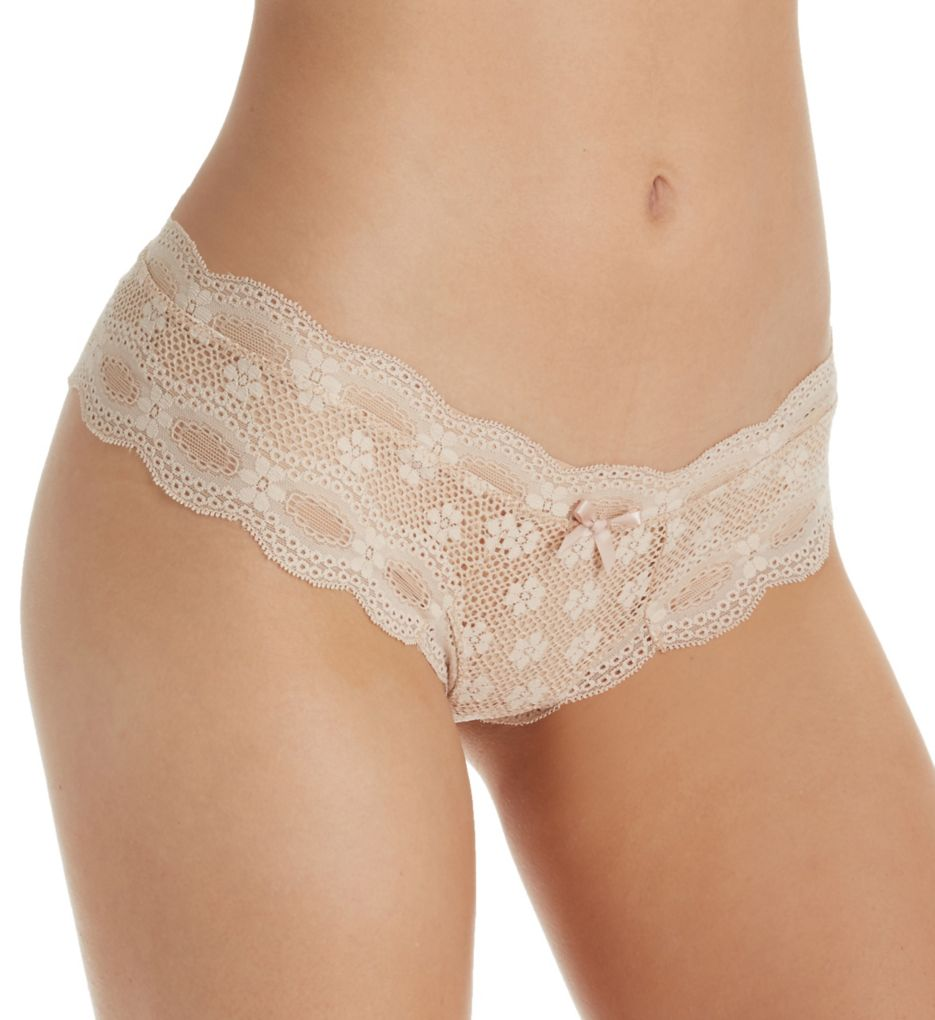 Eberjey India Lace Low Rise Boythong Panty U455BT