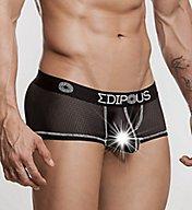 Edipous Underwear Cosmos Sporty Mesh Short Trunk ED5402