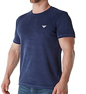 Emporio Armani French Terry Sali Crew Neck T-shirt 0197P564
