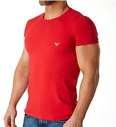 Emporio Armani Athletics Big Eagle Crew Neck T-Shirt 0356A725