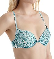 Emporio Armani Sexy Fancy Animalier Push-Up Bra 162394SF