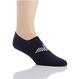 Emporio Armani Bold Eagle Invisible Sock 2280P436