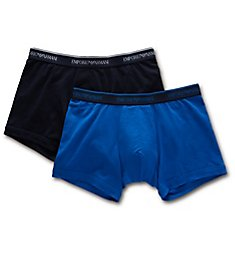 Emporio Armani Core Logoband Boxers - 2 Pack 2688P717