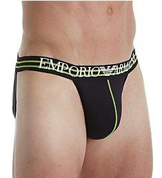 Emporio Armani Training Quick Dry Logo Jockstrap 5799A532