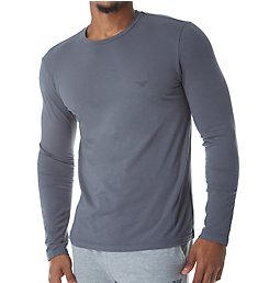 Emporio Armani Endurance Long Sleeve Lounge T-Shirt 6538A720