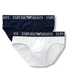 Emporio Armani Endurance Briefs - 2 Pack 7339P720