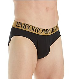 Emporio Armani Metallic Eagle Brief 8147A745