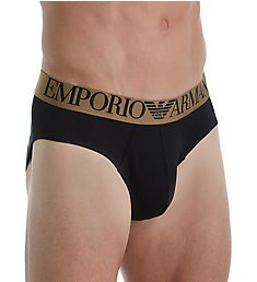 Emporio Armani Manga Bear Cotton Stretch Brief 8149A597