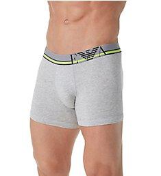 Emporio Armani Pop Stripe Cotton Stretch Boxer Brief 8187P525