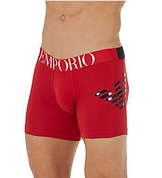 Emporio Armani Bold Eagle Boxer Brief 9988P725