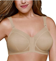 Exquisite Form Front Close Classic Support Bra 5100530