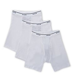 Fruit Of The Loom Coolzone White Boxer Briefs - 3 Pack 3BL7600