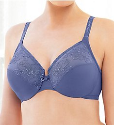 Glamorise Elegance Embroidered Wonderwire Bra 9075