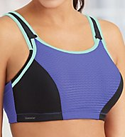Glamorise Adjustable Support Underwire Sports Bra 9166