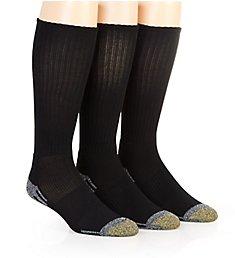 Gold Toe Outlast Crew Socks - 3 Pack 3016S