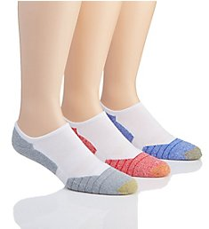 Gold Toe Sta-Cool Tech No Show Socks - 3 Pack 3526P