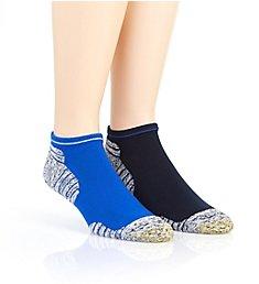 Gold Toe Golf No Show Socks - 2 Pack 3535P