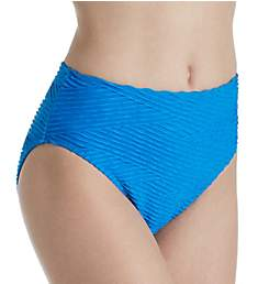 Gottex Essence High Leg High Waist Brief Swim Bottom 18ESP09