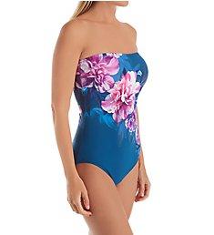 Gottex Fiji Bandeau One Piece Swimsuit 20FI070