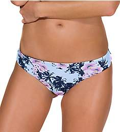 Guria Beachwear Tropical Escape Reversible Classic Swim Bottom B4901ME