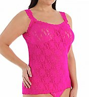 Hanky Panky Plus Size Unlined Basic Camisole 1390LX