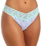 Hanky Panky Signature Lace Colorplay Original Rise Thong 3511