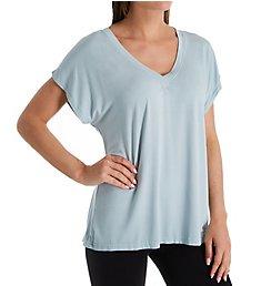 Hard Tail Slouchy V-Neck T-Shirt SIR-01