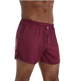 Hartman Essentials Classic Sueded Charmeuse Boxer 790015