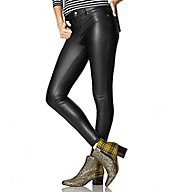 Hue Leatherette Leggings U16798
