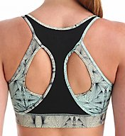 Hurley Beach Active Dri-Fit Compression Sports Bra GAT0060
