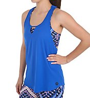 Hurley Beach Active Dri-Fit Novelty Two In One Tank GAT0070