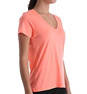 Hurley Staple Perfect V-Neck Short Sleeve Tee GTS5380