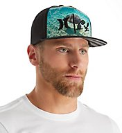 Hurley Clark Little Honu Trucker Hat MHA7800