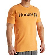 Hurley One & Only Push Through Short Sleeve T-Shirt MTS2370