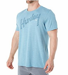 Hurley Outline Script Tri-Blend T-Shirt MTS2403